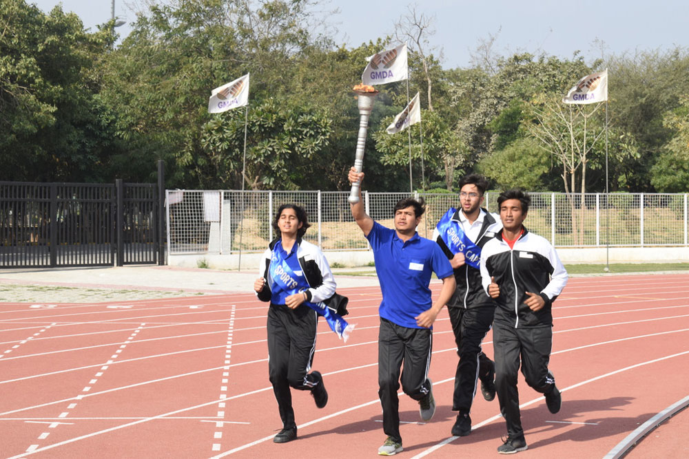 Torch-bearers paving the way forward.