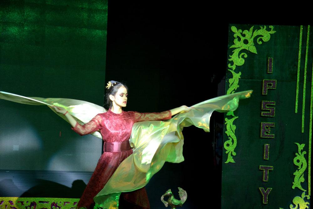 SPANISH DANCE SHOWCASING SPANISH CULTURE