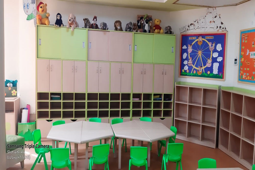 Pre-Primary Class 2