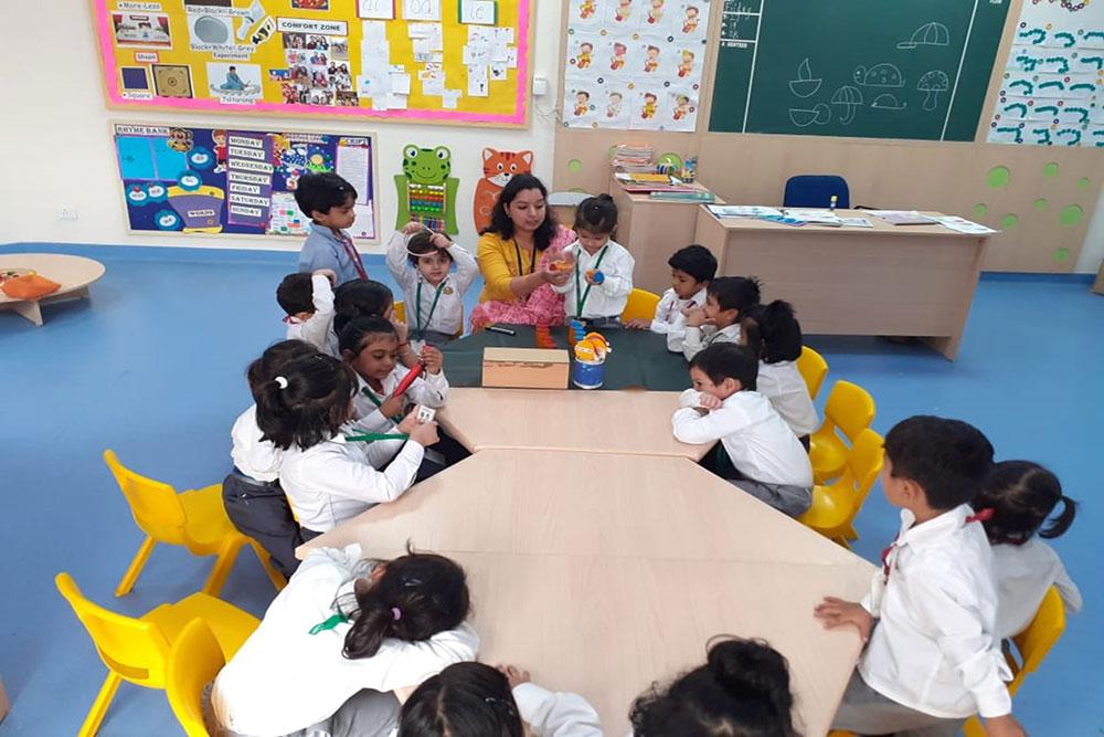 Nursery Class 2