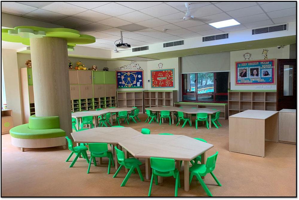Nursery Class 1