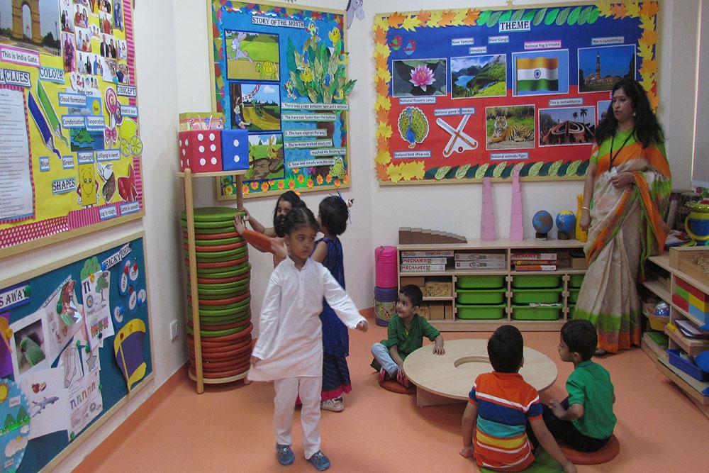 Pre-Primary Class 1