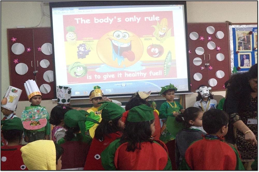 Pre Primary Smart classes