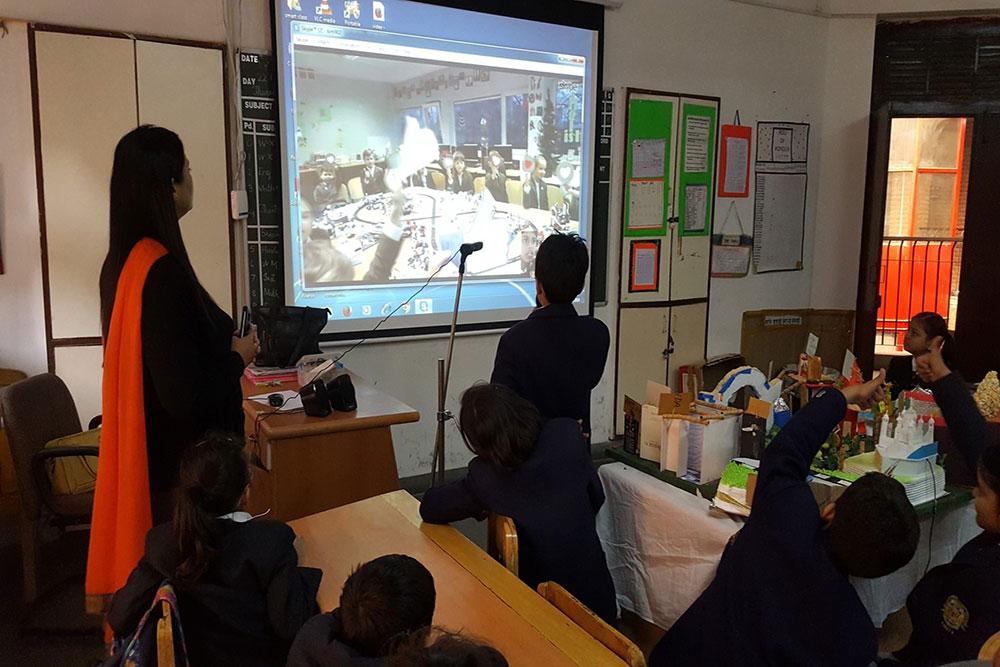 Primary Smart classes
