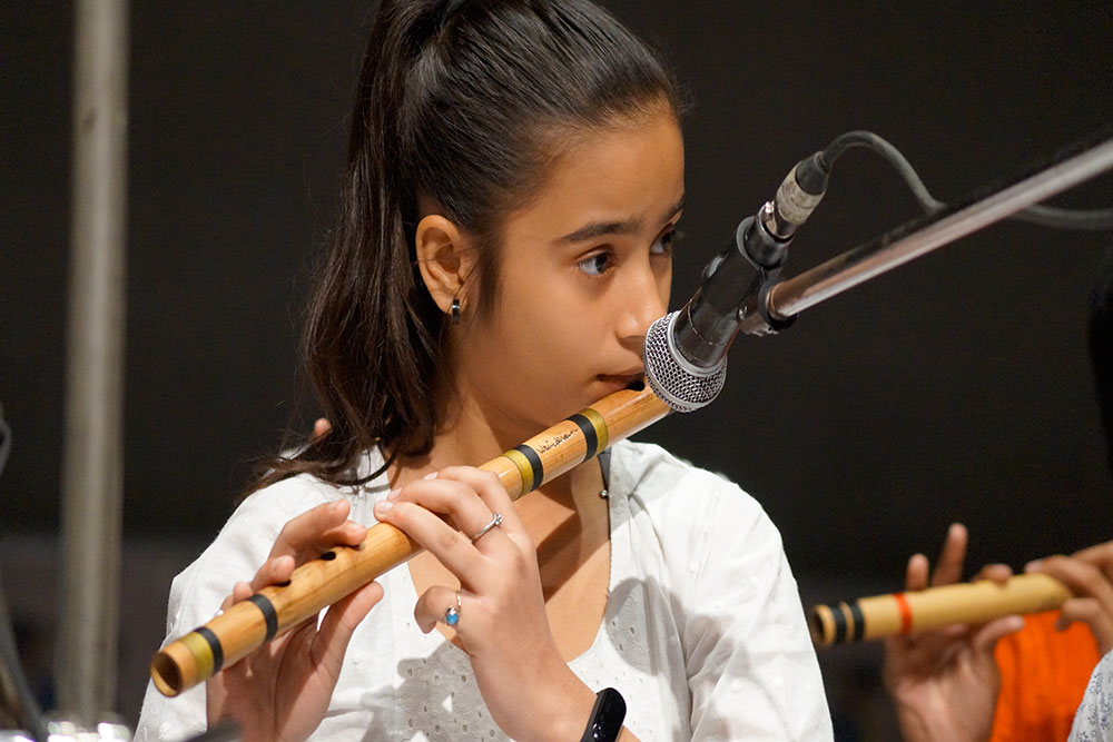 MELODIOUS FLUTE