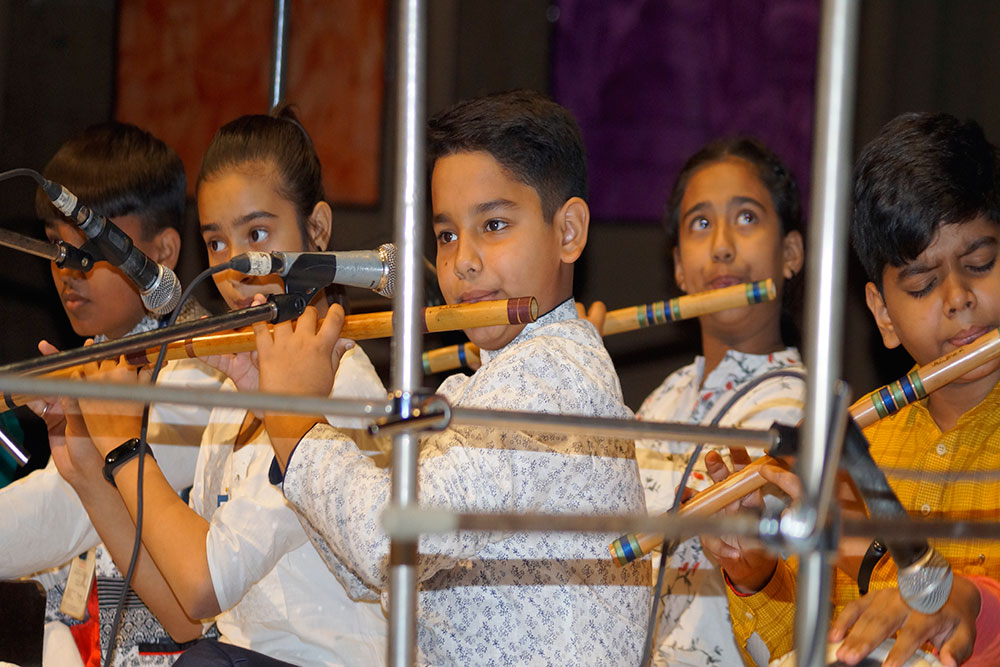 GROUP  FLUTE PERFORMANCE